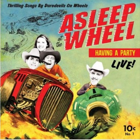 Asleep At The Wheel - Havin A Party:Live (CD) - image 1 of 1
