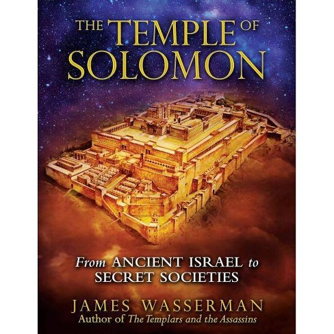 The Temple of Solomon - by  James Wasserman (Hardcover) - image 1 of 1