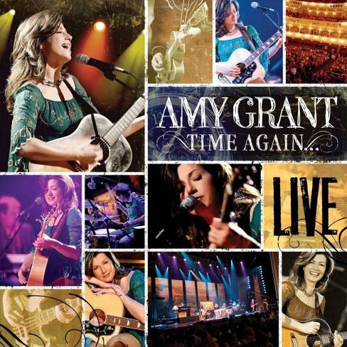 Time Again...Amy Grant Live - image 1 of 4
