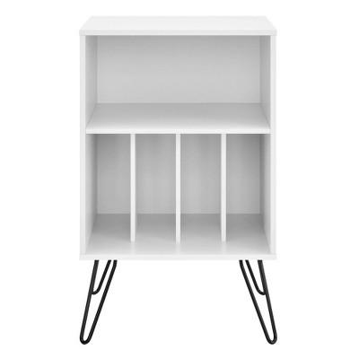 Concord Turntable Stand White - Novogratz