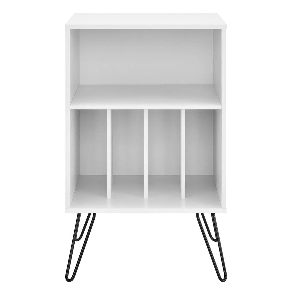 Image of Concord Turntable Stand White - Novogratz