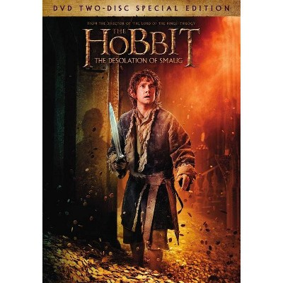 The Hobbit: The Desolation of Smaug (UltraViolet) (DVD)