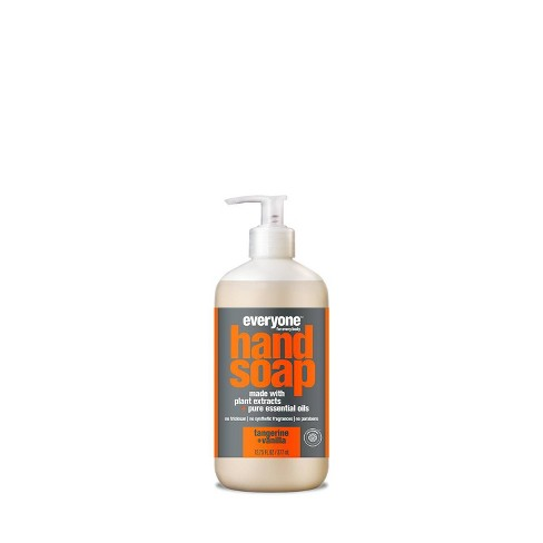 Everyone Hand Soap - Tangerine & Vanilla - 12.75 fl oz - image 1 of 3