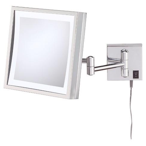 Square Single Sided Led Lighted Wall