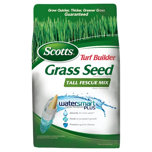 Scotts Turf Builder Grass Seed Tall Fescue Mix 3lb - image 1 of 4