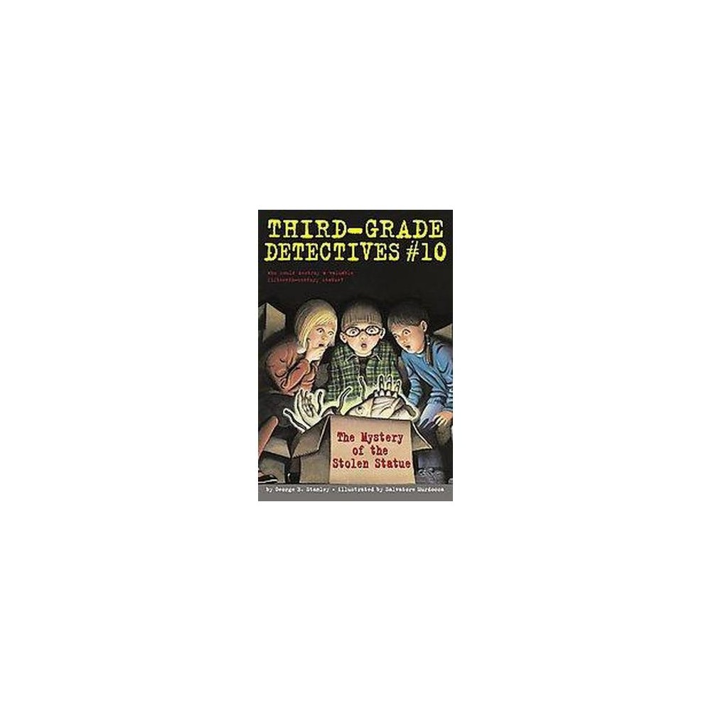 Mystery of the Stolen Statue (Paperback) (George Edward Stanley)