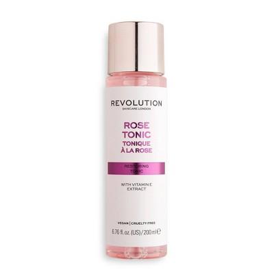 Makeup Revolution Skincare Rose Tonic - 6.76 fl oz