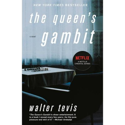 The Queen's Gambit - (Vintage Contemporaries) by Walter Tevis (Paperback)