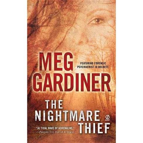 The Nightmare Thief - (Jo Beckett) by  Meg Gardiner (Paperback) - image 1 of 1