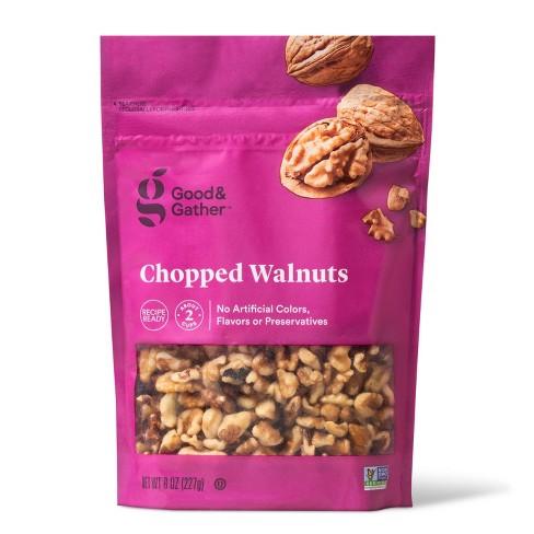 Chopped Walnuts - 8oz - Good & Gather™ - image 1 of 3