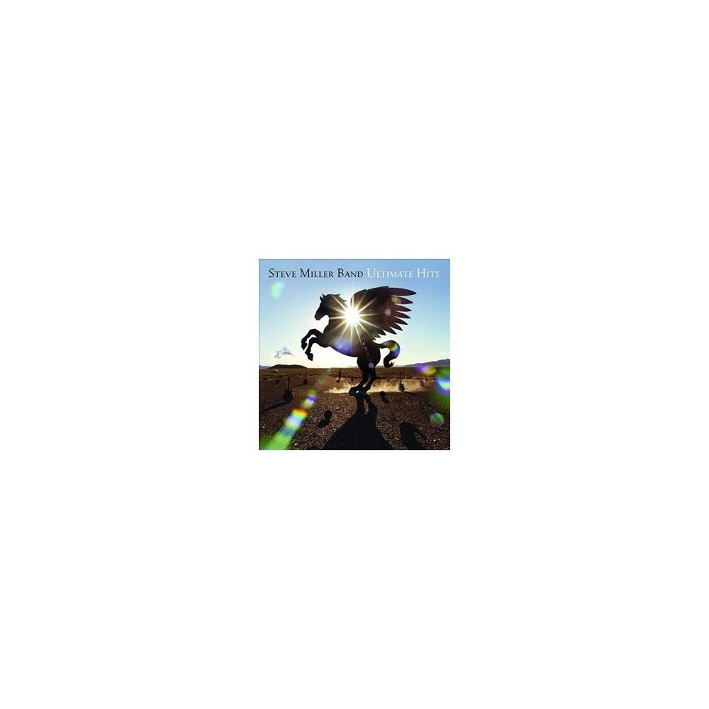 Steve Band Miller - Ultimate Hits (Vinyl)