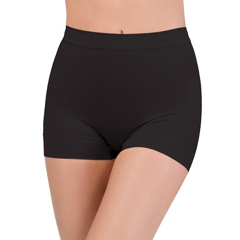 Assets® by Spanx® Women's All Around Smoothers Seamless Shaping Girl Shorts - image 1 of 2