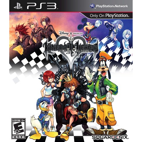 Kingdom Hearts 1.5 HD Remix Limited Edition PlayStation 3 - image 1 of 2