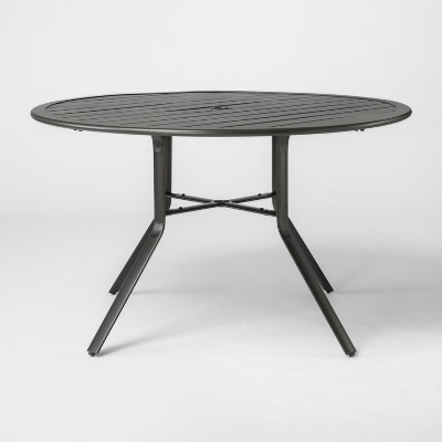 Avalon 48  Round Metal Patio Dining Table - Project 62™