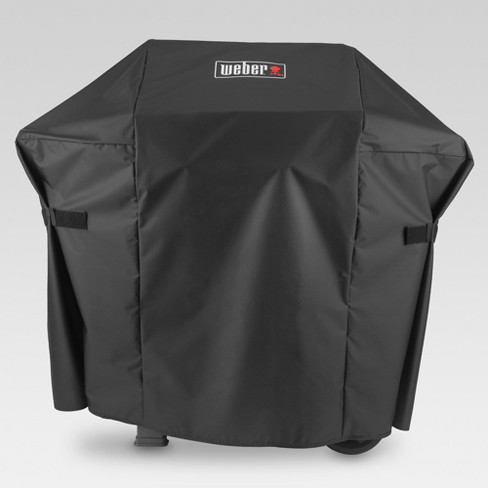 Weber Spirit 200 and Spirit II 200 Series Grill Cover - Black - image 1 of 4