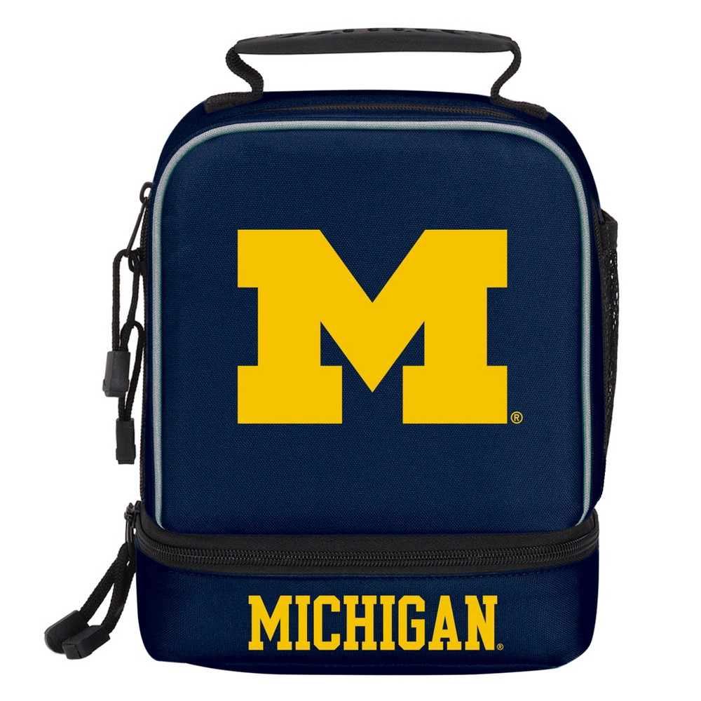 NCAA Michigan Wolverines Spark Lunch Kit, Multi-Colored
