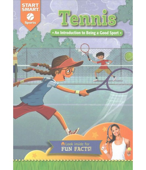 Tennis : An Introduction to Being a Good Sport (Paperback) (Aaron Derr) - image 1 of 1