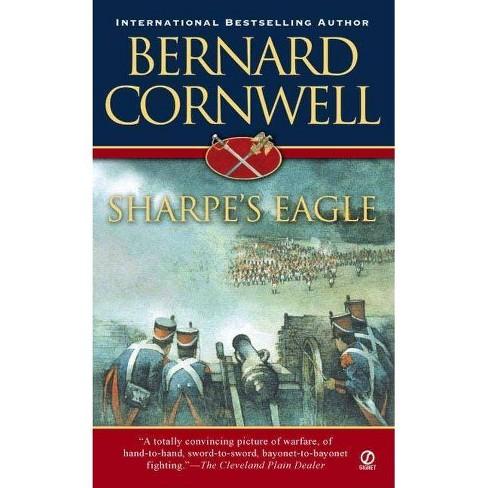Sharpe's Eagle - by  Bernard Cornwell (Paperback) - image 1 of 1