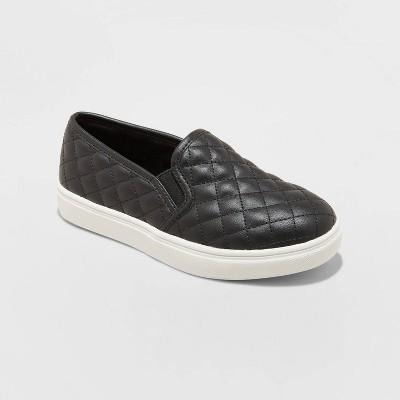 Girls' Maha Slip-On Apparel Sneakers - Cat & Jack™