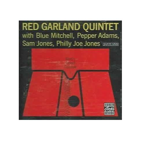 Red Quintet Garland - Red's Good Groove (CD) - image 1 of 1