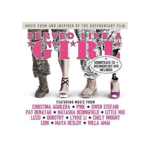 Served Like a Girl (DVD) - image 1 of 1