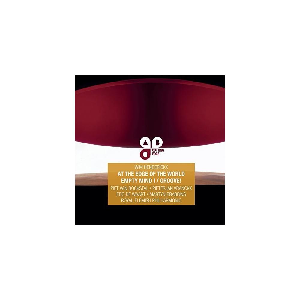Royal Flemish Philha - Henderickx:At The Edge Of The World (CD)