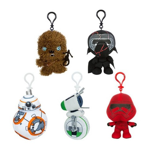 Star Wars Clipz 1pc (Plush May Vary) - image 1 of 4