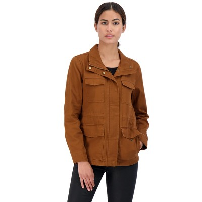 Sebby Women's Cotton Anorak Jacket
