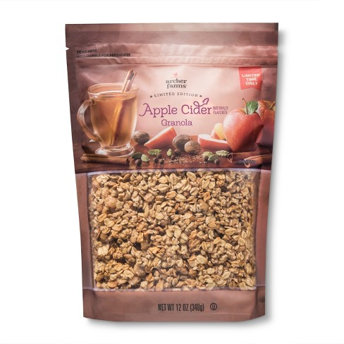 Granola Apple Cinnamon Crisp 12oz - Archer Farms™ - image 1 of 1