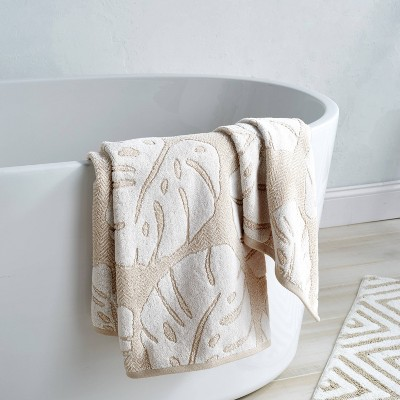 Toucan Hand Towel Taupe - Destinations