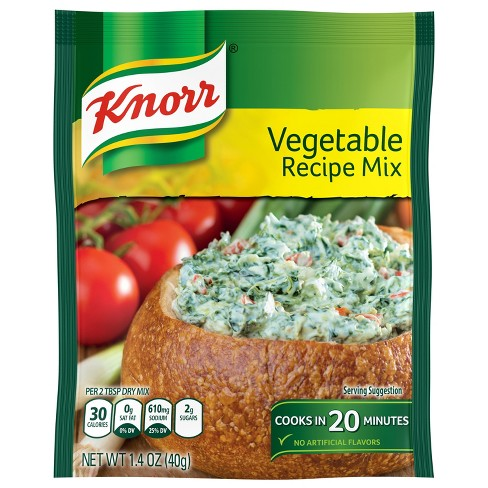 Knorr® Vegetable Recipe Mix 1.4 oz - image 1 of 3