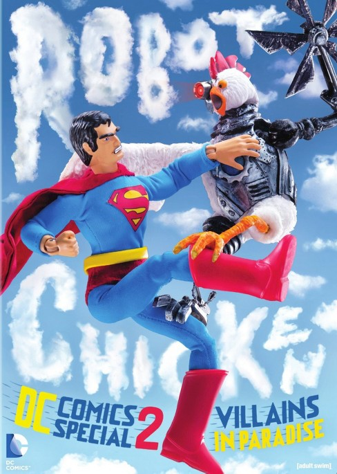 Robot chicken dc comics special 2 :Vi (DVD) - image 1 of 1