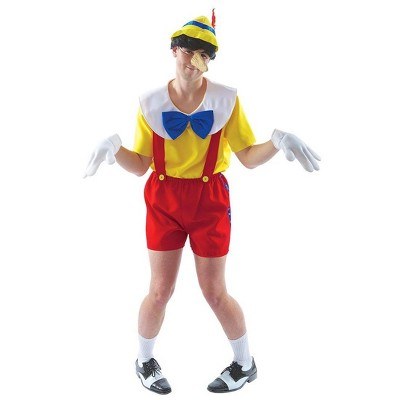 Angels Costumes Pinocchio Adult Costume