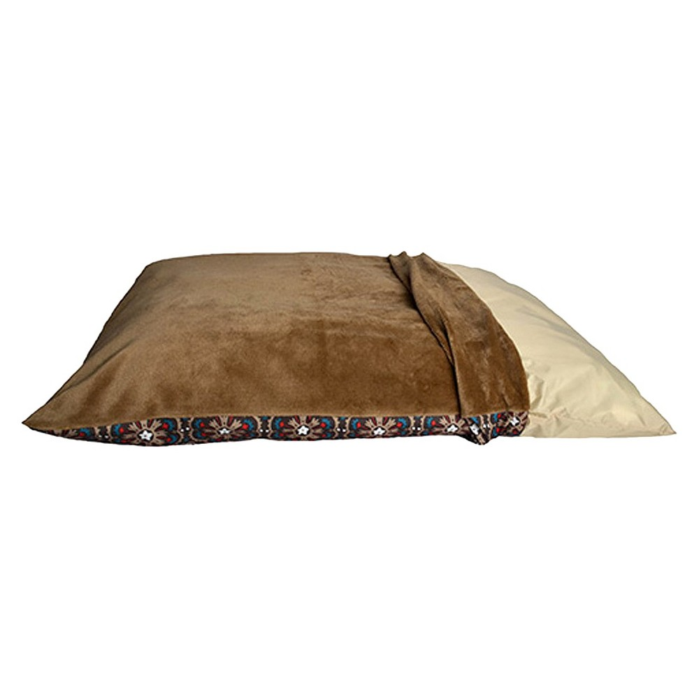 Orthopedic Pillow Pet Bed Cover - Large - Boots & Barkley, Boots Suzani