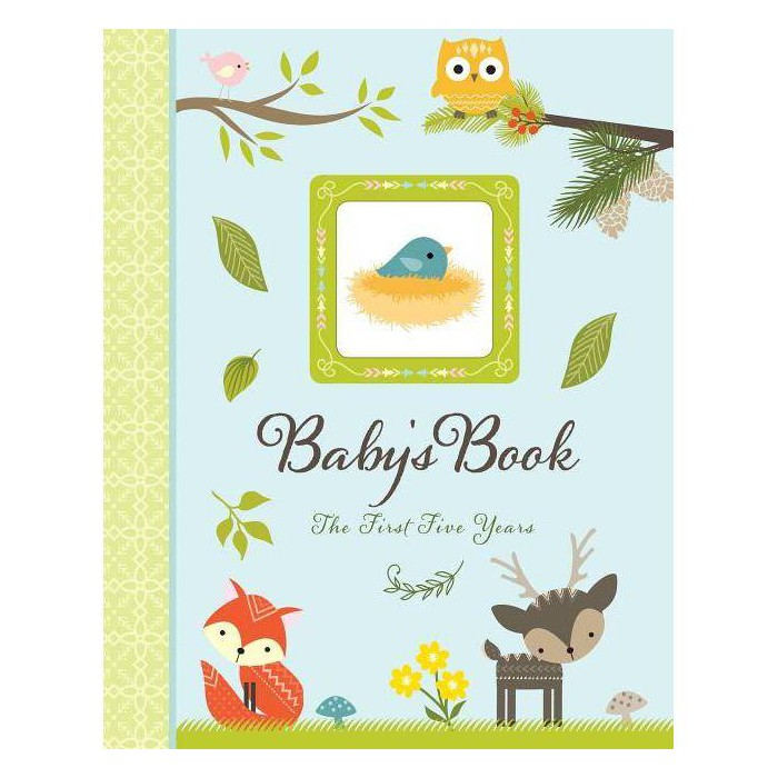 Baby's Book - (Hardcover) - image 1 of 1