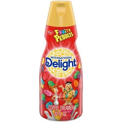 International Delight Fruity Pebbles Coffee Creamer - 32 fl oz