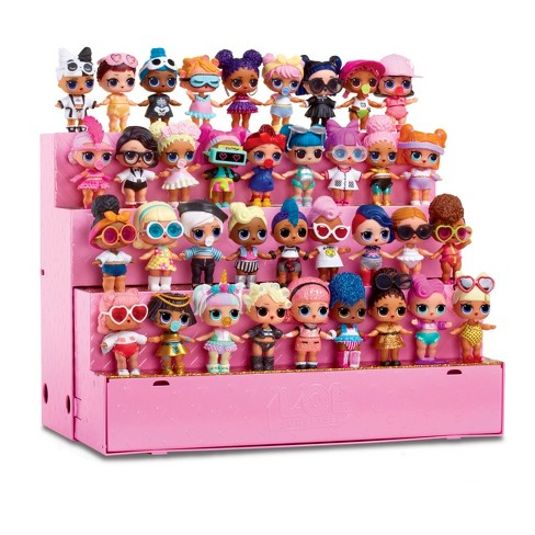 L.O.L. Surprise! Pop-Up Store Doll - Display Case - image 1 of 4