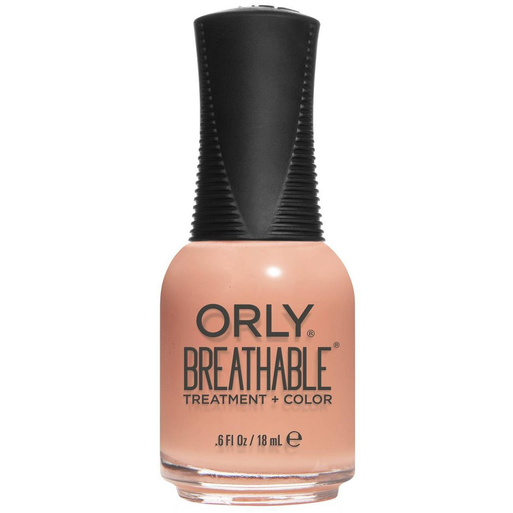 Image of Orly Breathable Treatment + Color Nail Polish Adventure Awaits - 0.6 fl oz