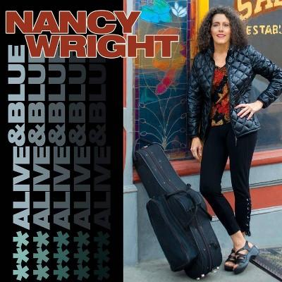 Nancy Wright - Alive & Blue (CD)