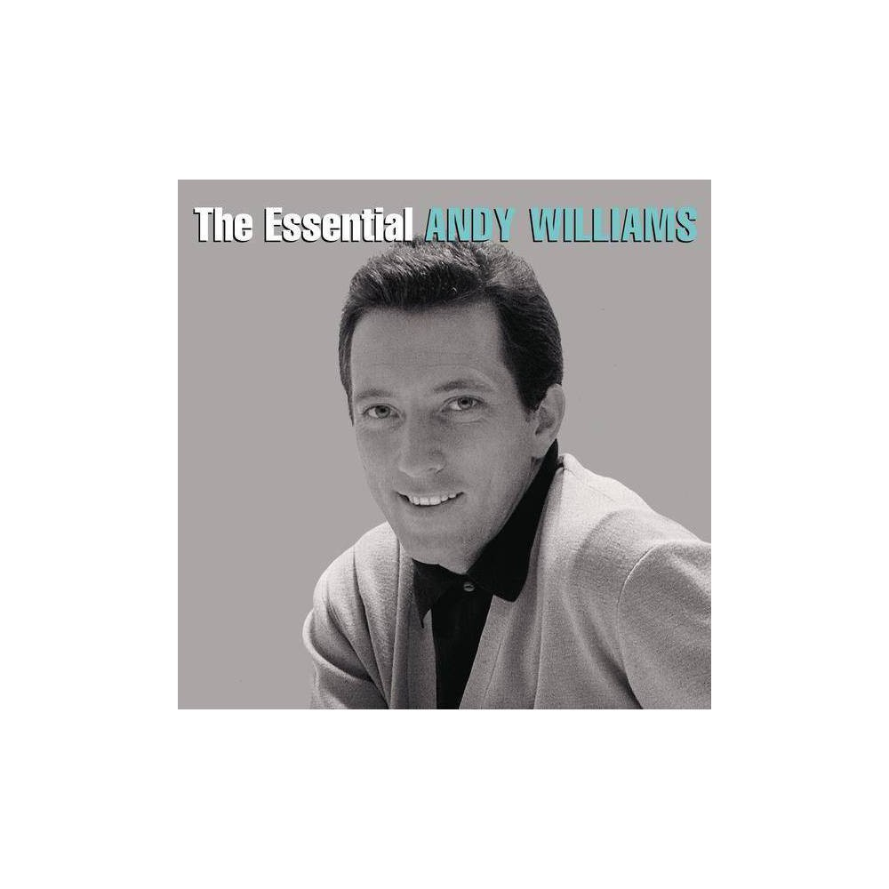 Andy Williams Essential Andy Williams Cd