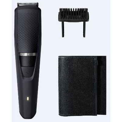 Philips Norelco Series 3000 Beard & Hair Men's Rechargeable Electric Trimmer - BT3210/41
