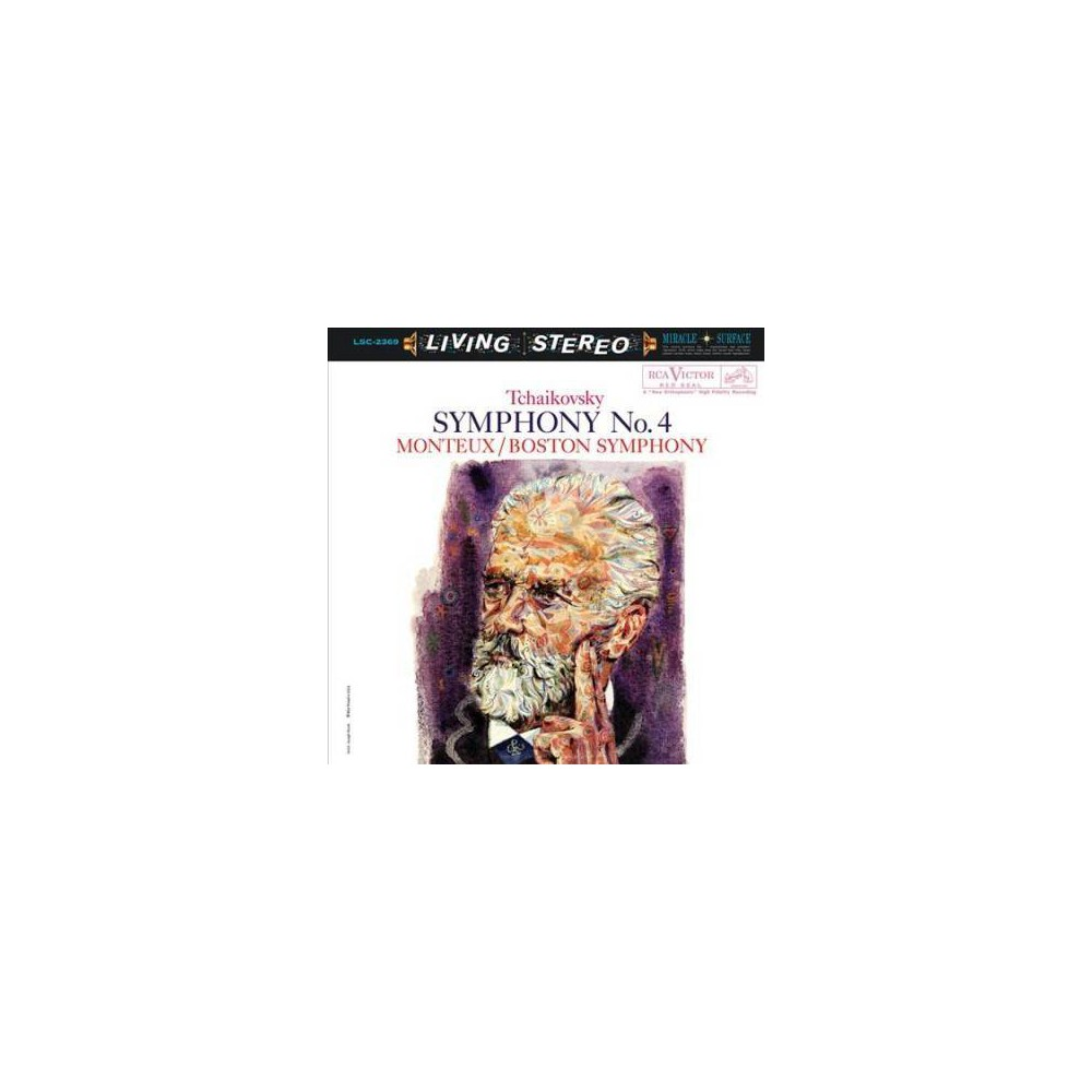 Piotr I Tchaikovsky - Tchaikovsky:Symphony No 4 (Vinyl)
