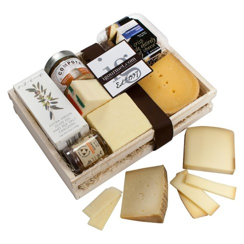 igourmet The Extra Sharp Cheese Gift Crate - image 1 of 1