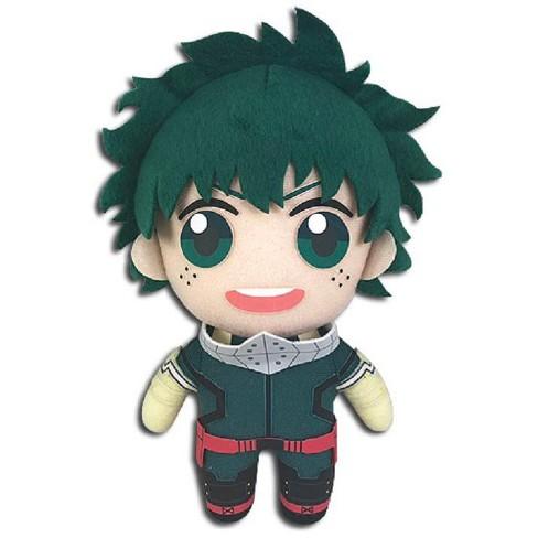 Great Eastern My Hero Academia Izuku Midoriya Deku Hero Costume Gamma Plush 8 Inches