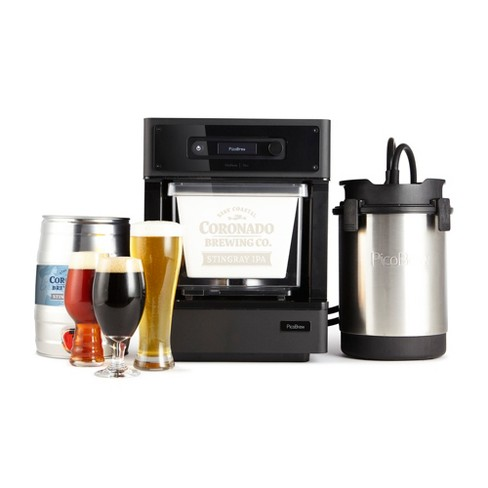 Pico Brew C 5L Beer Brewing System - Black PICOCBNDL110 - image 1 of 3