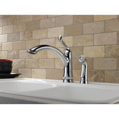 Delta Faucet 4453-DST Linden Kitchen Faucet