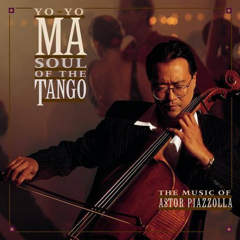 Piazzolla: Soul of the Tango (CD) - image 1 of 1