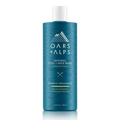 Oars + Alps California Coast Body Wash - 14.4 fl oz