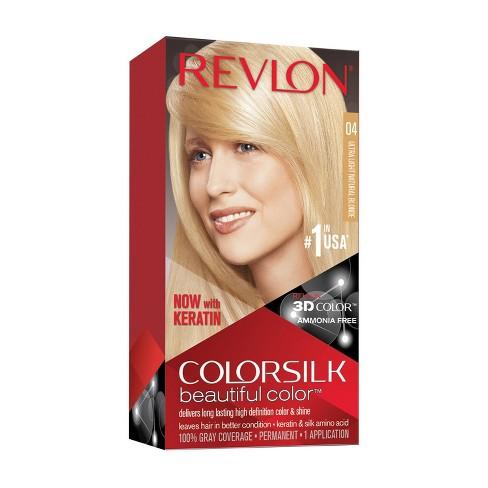 Revlon Colorsilk Beautiful Permanent Hair Color - 4.4 fl oz - image 1 of 4