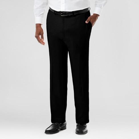 Haggar H26® Men's Haggar H26® Men's Big & Tall Performance Stretch Straight Fit Pants - image 1 of 2